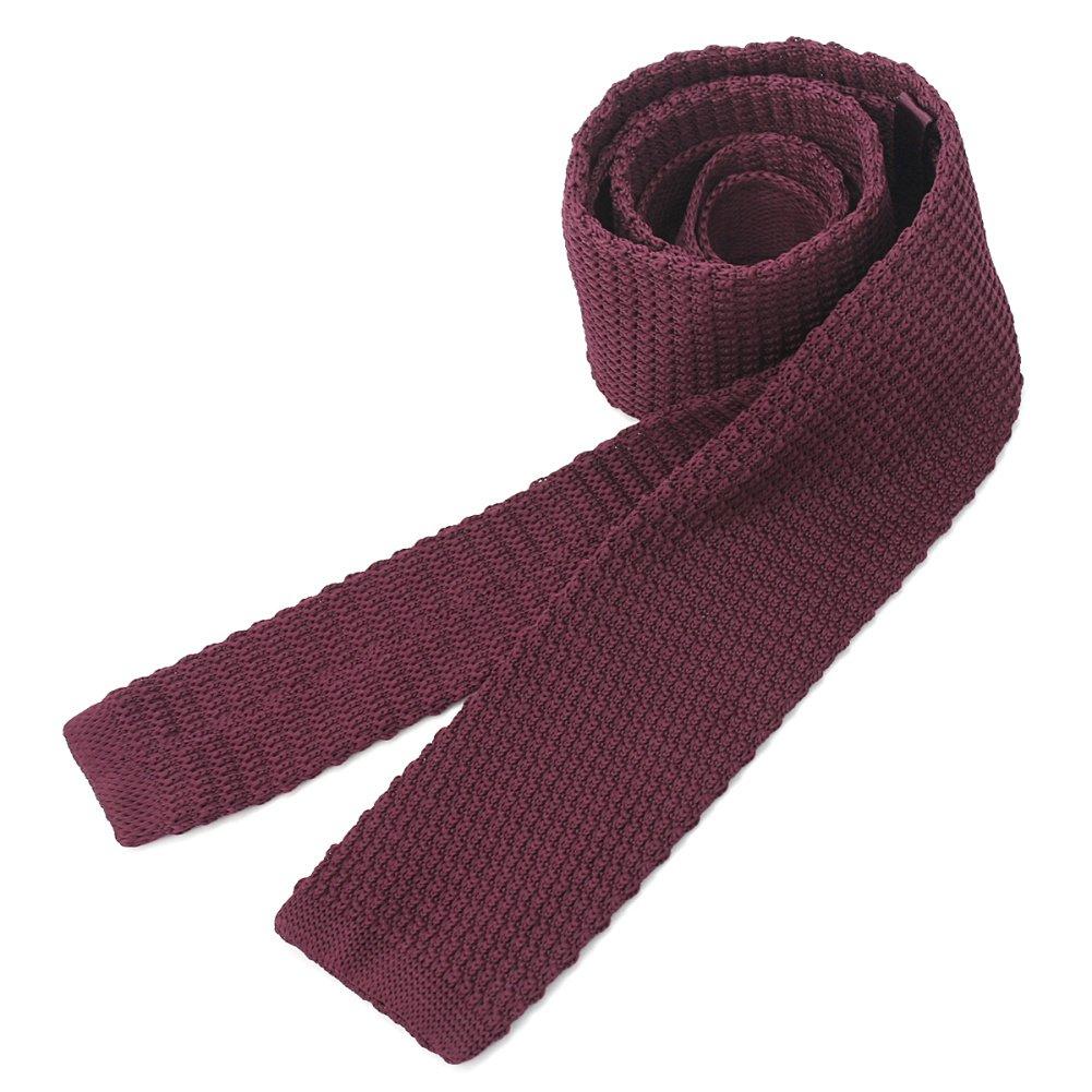 Nuevo Hombre Moda Casual Formal Corbata de Tejido de Punto para ...