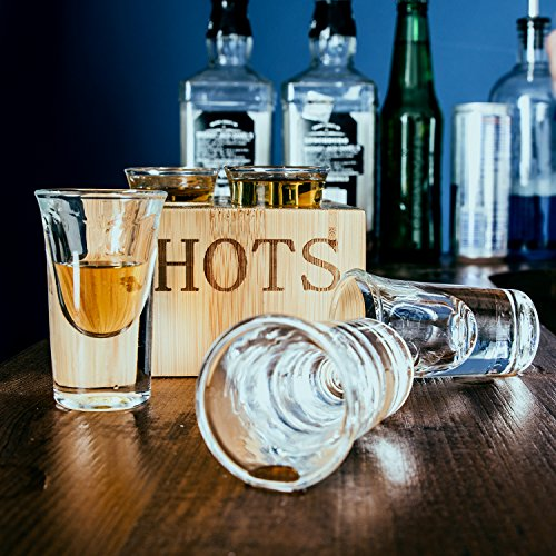 The 8 best shot glasses with holder