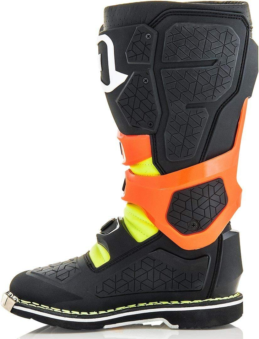 STIVATE X-ROCK schwarz//orange Fluo T.44