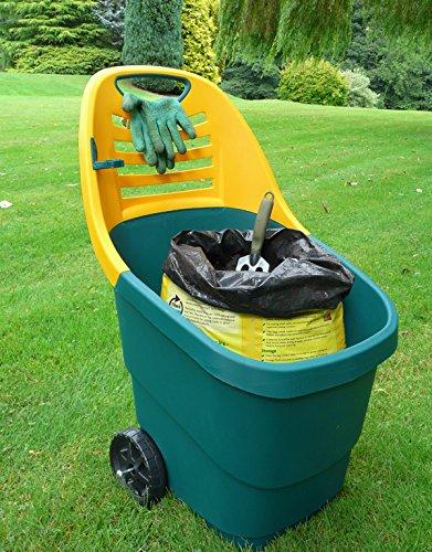Good Ideas 65Litre Wheelie Garden Caddy Bin 1489 Multi Use in