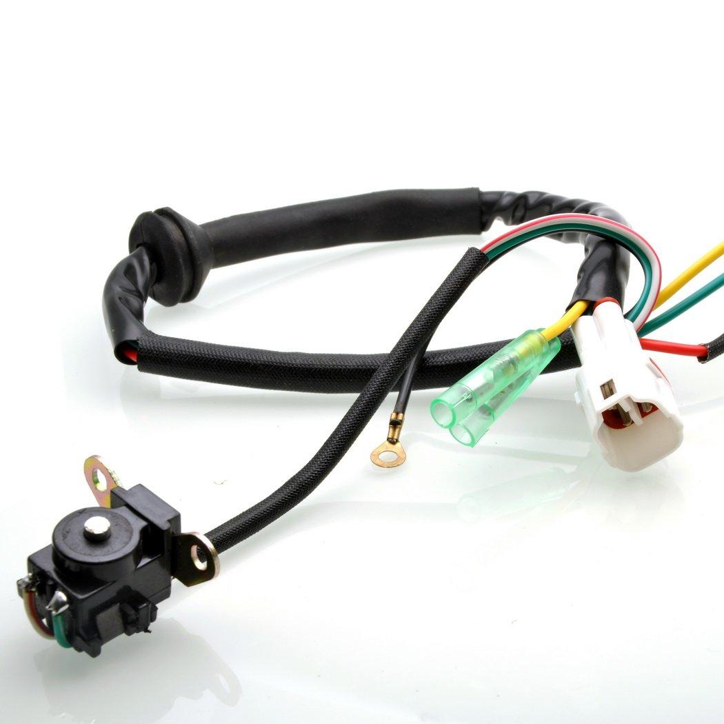 MZS 21-908H Stator Electric ESG870 for Yamaha Banshee 350 YFZ350 1995 1996  1997 1998 1999 2000 2001 2002 2003 2004 2005 2006