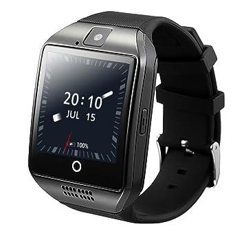 ZOMTOP Q18 Smart Watch teléfono Bluetooth cámara SIM TF Tarjeta ...