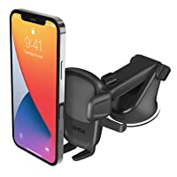 iOttie Easy One Touch 5 Dashboard & Windshield Car Mount Phone Holder Desk Stand for iPhone, Samsung, Moto, Huawei, Nokia, LG, Smartphones