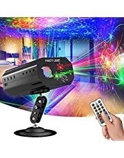 DJ Disco Party Lights, podiumverlichting, GEELIGHT LED Karaoke Strobe Perform voor podiumverlichting met afstandsbediening voor dansen, Kerstmis, cadeau voor KTV Bar verjaardag