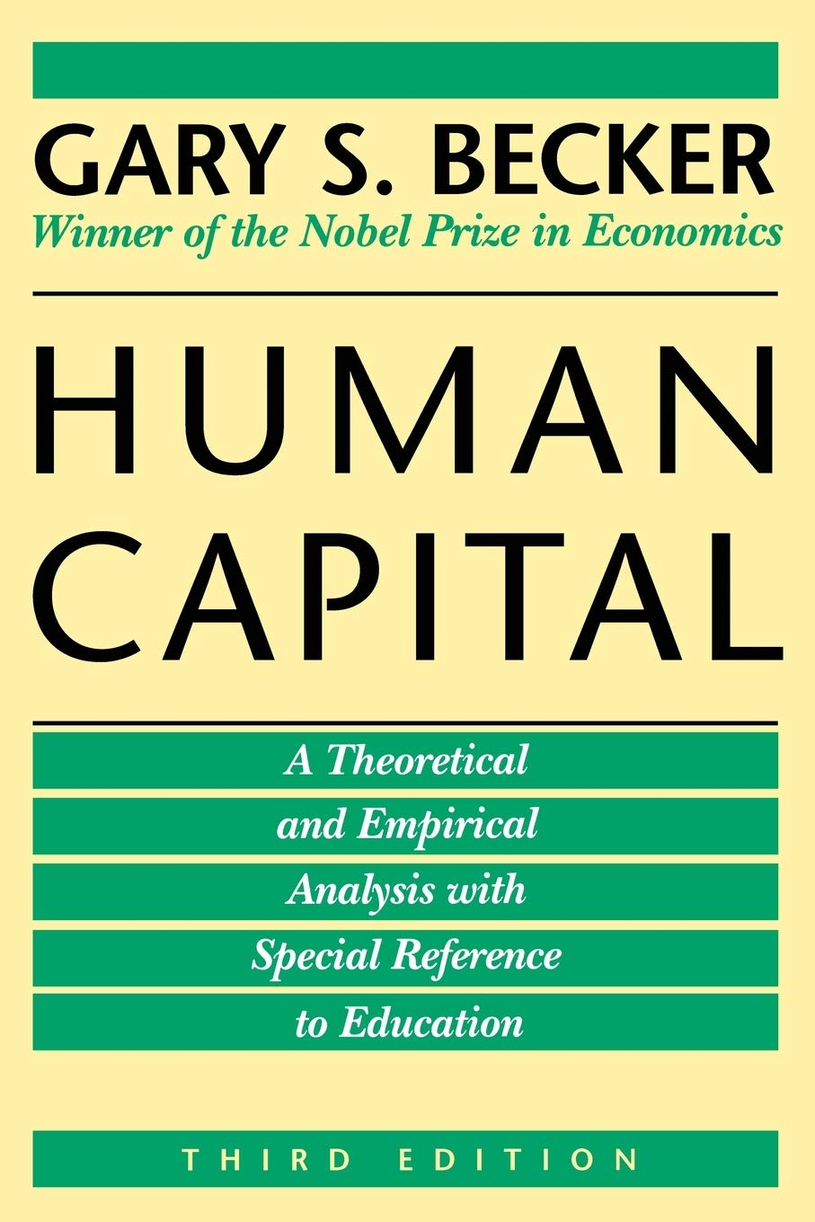 Human capital investment theory and analysis zero2ipo investment properties