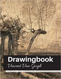 drawingbook vincent van gogh drawingbookdrawing book for adultsall blank sketchbookvan gogh notebook volume 38