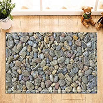 Wind weather wl6000 river rock decorative for River stone doormat