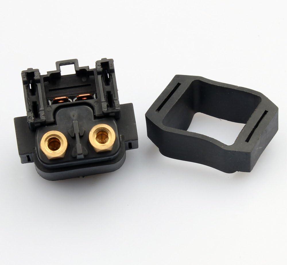 Anlasser Starter-Relais passend f/ür Yamaha XJ 900 S Diversion 4KM-81940-00 4KM-81940-01