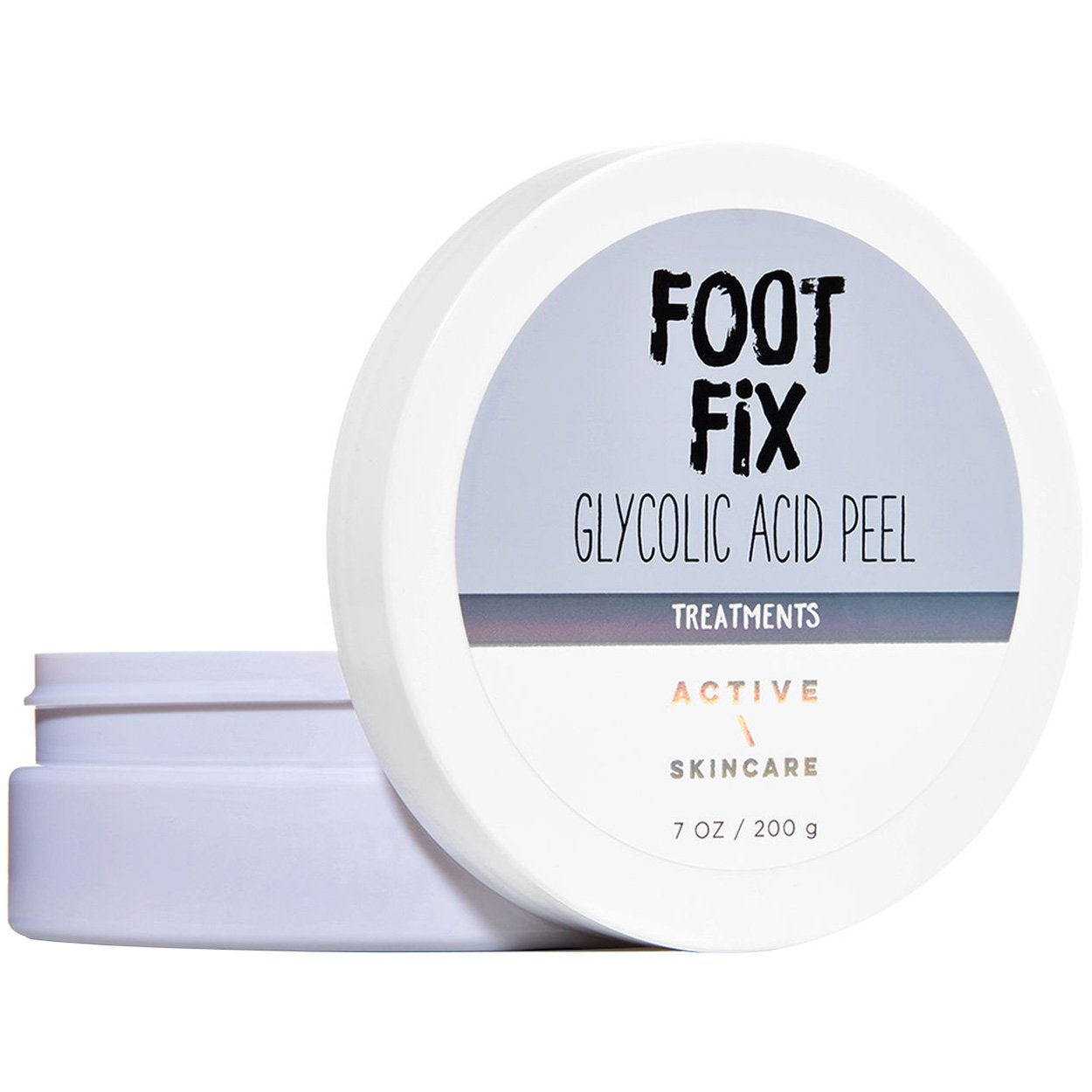 Bath and Body Works Active \ Skincare FOOT FIX Glycolic Acid Peel 7 Ounce