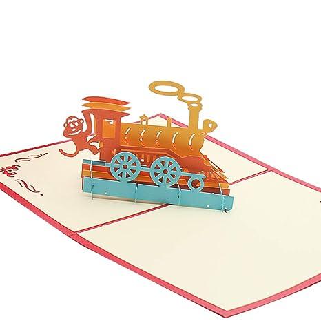 Amazon.com: Juego de tarjetas desplegables para niños ...