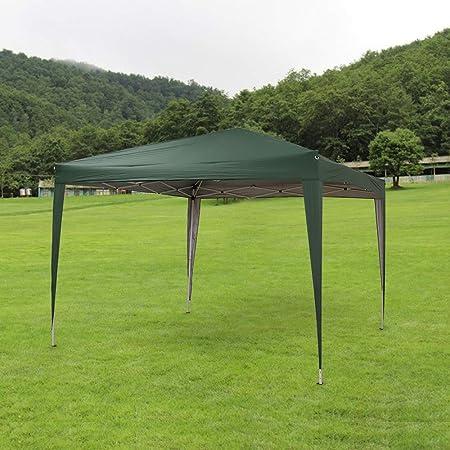 Sproutor - Cenador Plegable (2, 5 m x 2, 5 m, Resistente al Agua ...