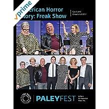 American Horror Story: Freak Show: Cast and Creators Live