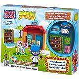 Mega Bloks Moshi Monsters Bizarre Bazaar Play Set