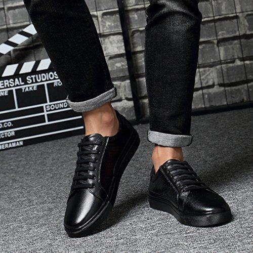 Schwarz Minitoo Herren Sneaker LHEU LH099B qxxApU1
