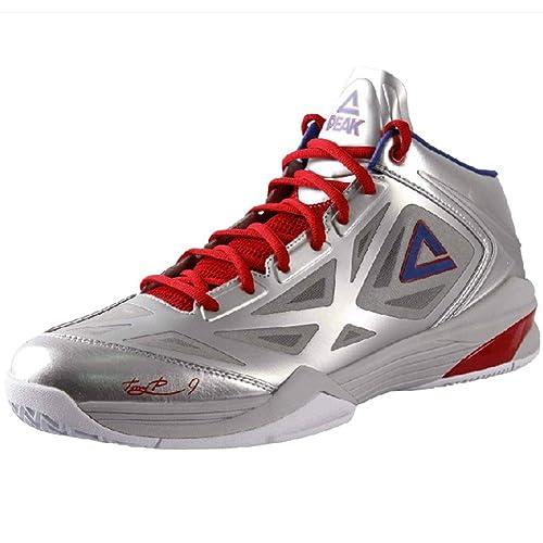 PEAK TP 9 Quickness - Zapatillas de Baloncesto Hombre: Amazon.es: Zapatos y complementos