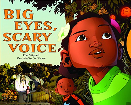 Big Eyes, Scary Voice: Amazon co uk: Edel Wignell, Carl