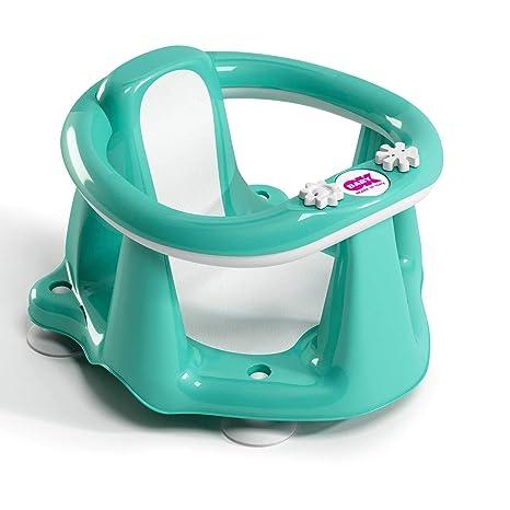 Babysun Anillo Ok Bebé Baño Flipper verde menta: Amazon.es: Bebé