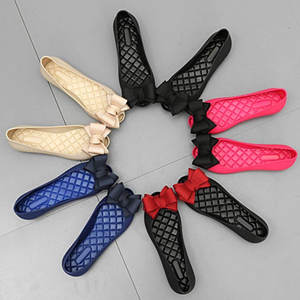 Parches de lazo para decoraci/ón de zapatos Roydoa 2 unidades