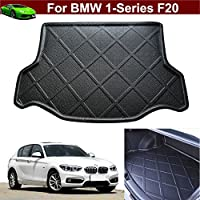 Alfombrilla de maletero del coche pad Liner carga Bandeja Tronco Floor Protector Alfombrilla Para BMW 1-Series F2020102011201220132014201520162017