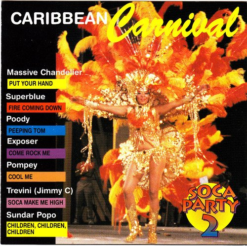 Caribbean Carnival: Soca Party 2 [AUDIO CASSETTE TAPE]