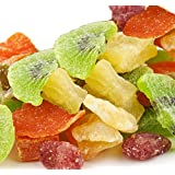 CandyMax Brand, Tropical Fruit Salad / Dried Fruit - 4 Lbs