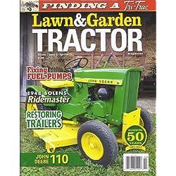 Lawn & Garden Tractor (April 2013)