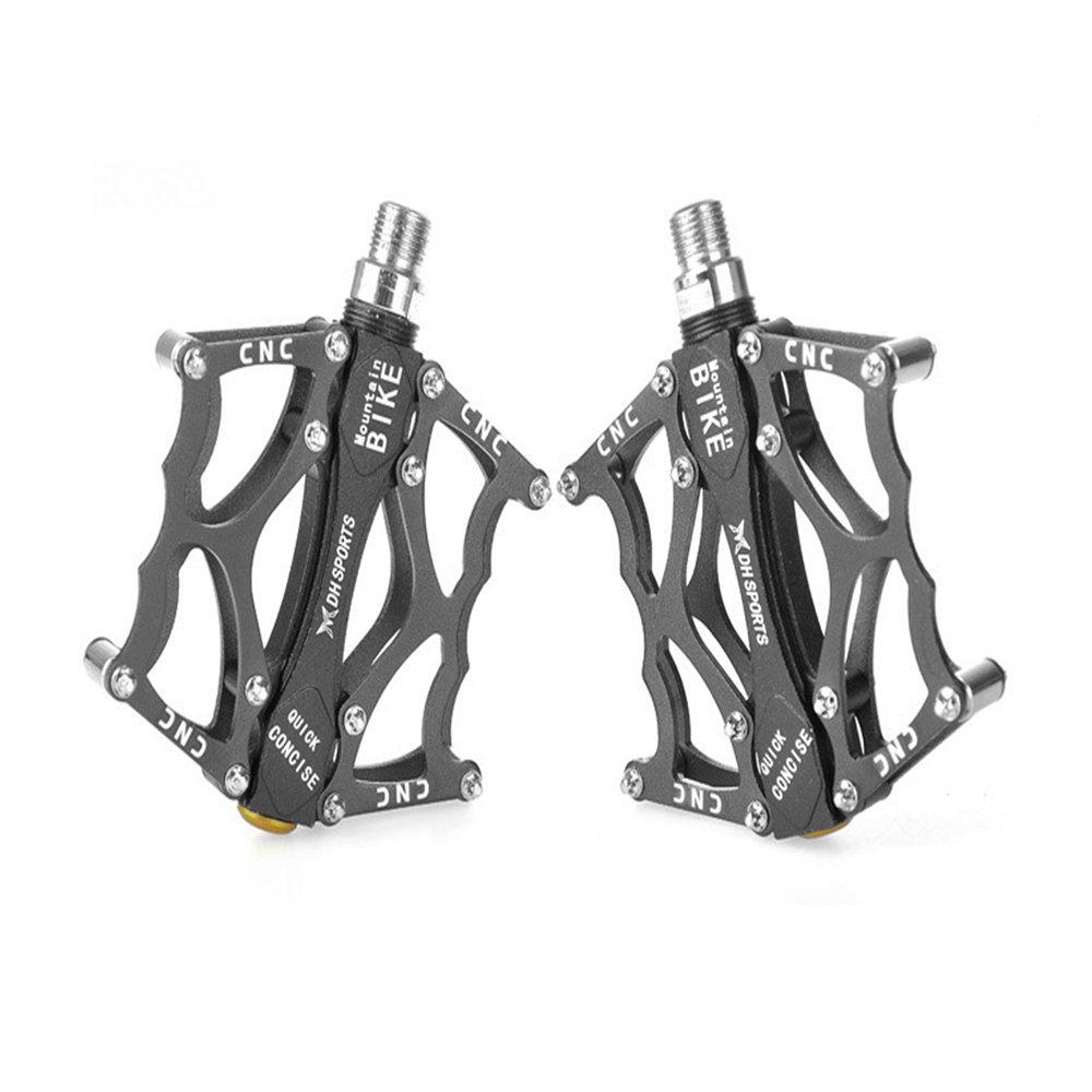 2 unidades para bicicleta MTB LARS360/® Pedales con plataforma de 9//16/pulgadas 4 colores BMX o de descenso