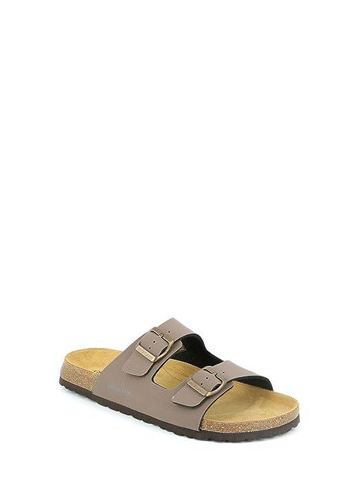 Bobo, Zapatos de Playa y Piscina para Hombre, Verde (Oliva Oliv), 41 EU GrÜnland