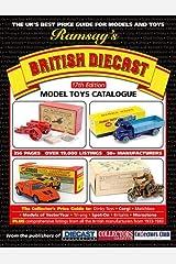 Ramsay's British Diecast Model Toys Catalogue Paperback