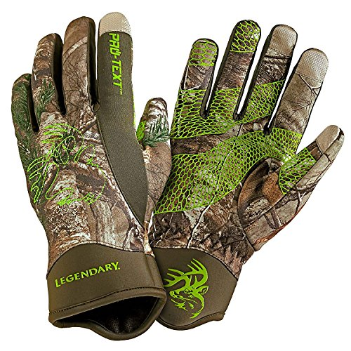 Legendary Whitetails Men's Spider Web II Pro-Text Glove