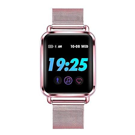 Amazon.com : NXDA Q3 Smart Watch Waterproof Blood Oxygen ...