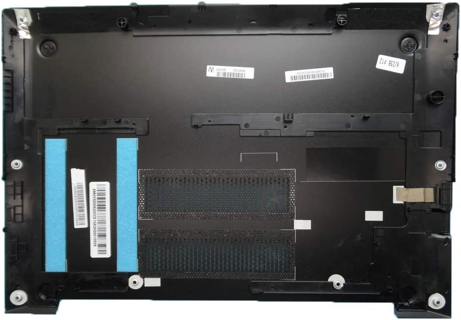 GAOCHENG Laptop Bottom Case for Lenovo E49 90201000 60.4TK05.001 Base Cover Lower Case