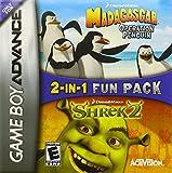 2 in 1: Madagascar: Operation Penguin / Shrek 2