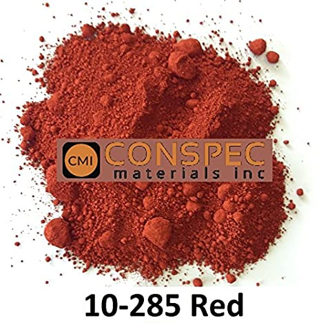 Conspec 1 Lbs. RED #10-285 Powdered Color for Concrete ...