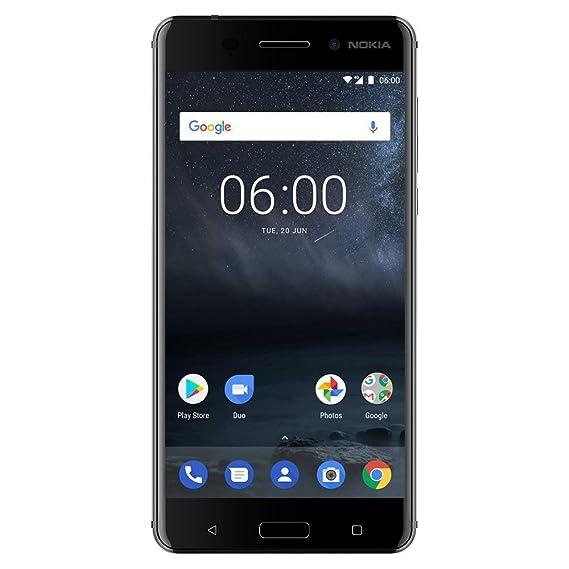 fe38d82c9831e5 Nokia 6 - Android 9.0 Pie - 32 GB - Dual SIM Unlocked Smartphone (AT&T