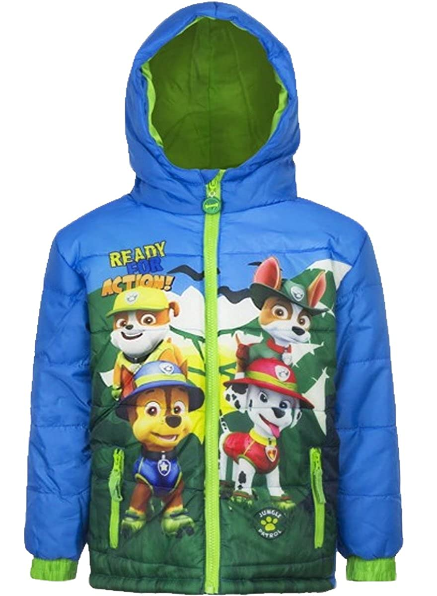 Nickelodeon Paw Patrol Kids Winter Jacket