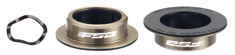 Bronce /F.S.A 24/mm FSA Unisex EVO Reductor 386EVO PF30/Mega Exo BB Adaptador