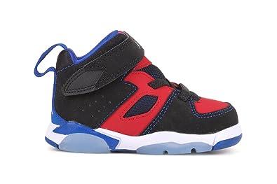 3d48045310b Amazon.com  Jordan Flight Club 91 Toddler s Basketball Sneakers ...