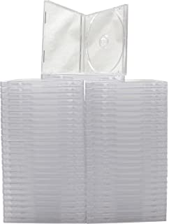 amazon com americopy 100 standard cd jewel case assembled black