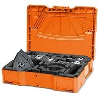 Fein 33901146220Accessoires Systainer rempli parfaitement à–oszillierer Orange