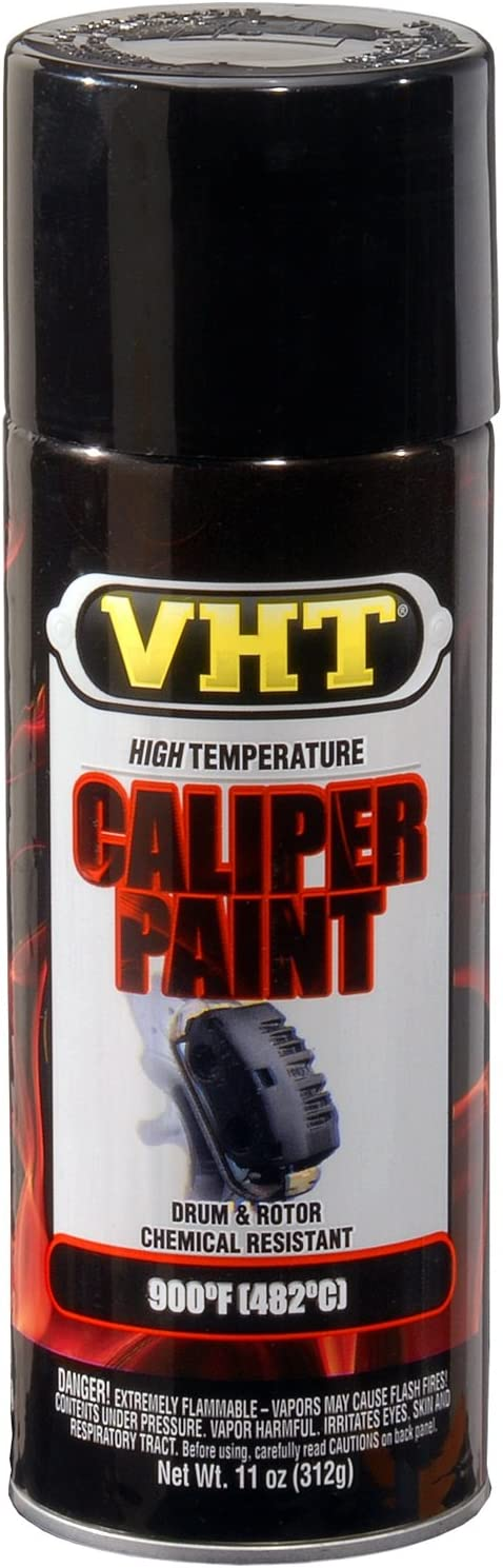 VHT SP734 Gloss Black Hi-Temp Brake Paint