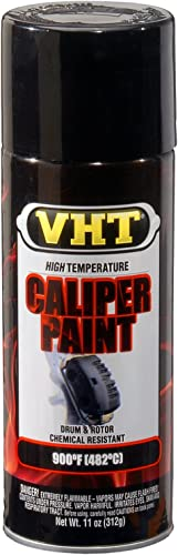 VHT ESP734000 Gloss Black Brake Caliper Paint Can