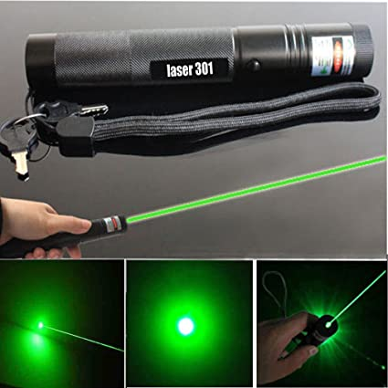Amazon Com Laser High Power Green Laser Pointer Pen 5mw 405nm Beam