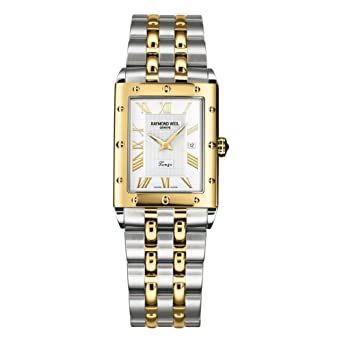 4e37f48c2 Buy Raymond Weil 5381-STP-00308 Mens Tango Two Tone Watch Online at Low Prices  in India - Amazon.in