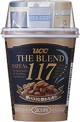 UCC ザ・ブレンド117カップコーヒー2P×10個