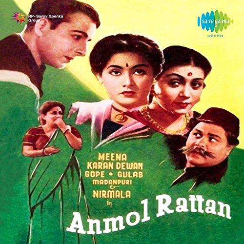 Anmol Rattan (Original Motion Picture Soundtrack) (Rattan Originals)