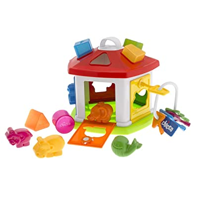 Game Chicco Animal Cottage: Baby