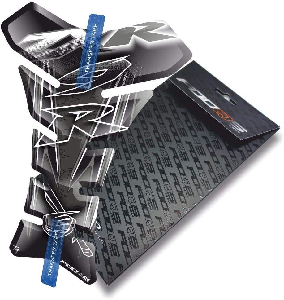 Fooqs Tankpad for Kawasaki Zx9r Zx 9r Black