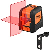 Tacklife SC-L01-50 Feet Laser Level Self-Leveling Horizontal and Vertical Cross-Line Laser with Battery, Magnetic Mount Base an