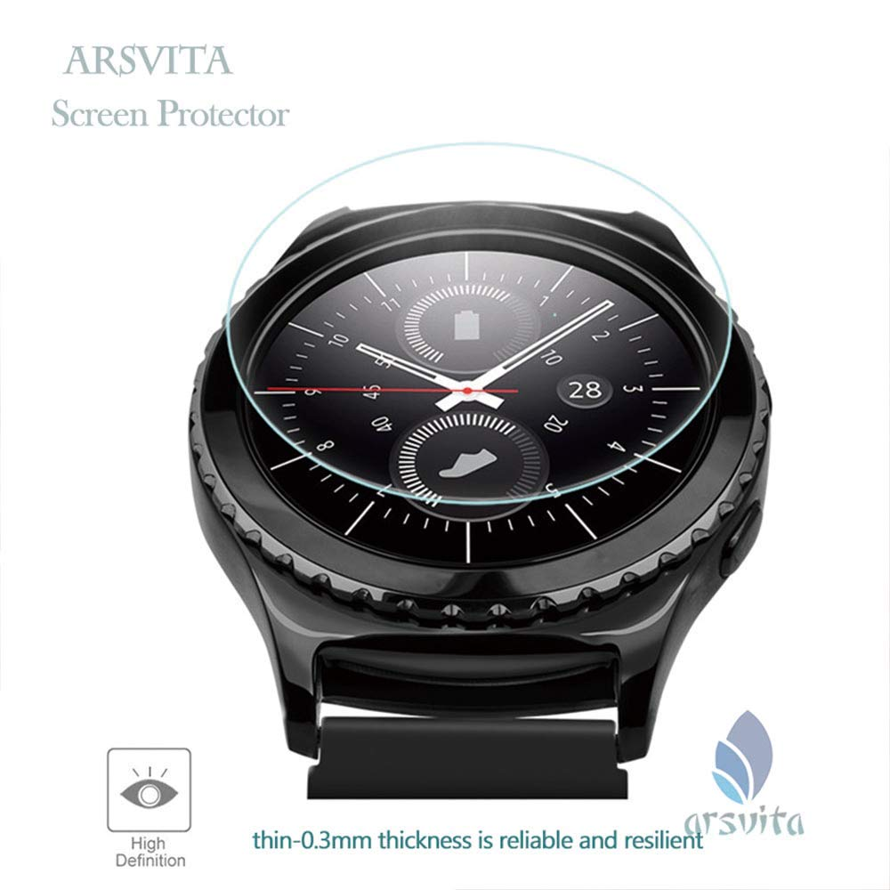 Amazon.com: Arsvita for Samsung Gears Smartwatch Screen ...